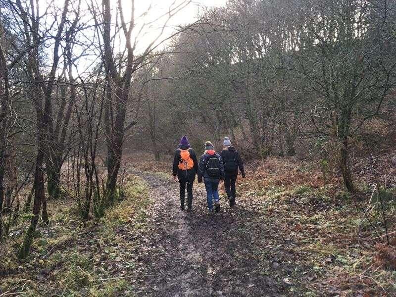 guided walks gateshead